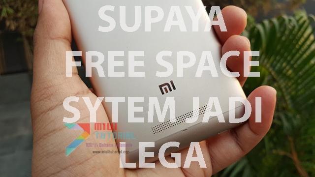 Muncul Aplikasi Amazon, Flipkart, Wego, Kindle di Smartphone Xiaomi Kamu? Ini Cara Menghapus Permanennya + Free Space System Lega