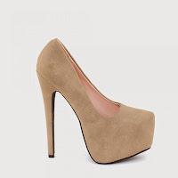 Pantofi cu toc Daria ( )