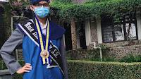 Luar Biasa! Lulus Kuliah di Usia 18 Tahun, Remaja Ini Jadi Sarjana Termuda di ITB, Ternyata Ini Rahasianya