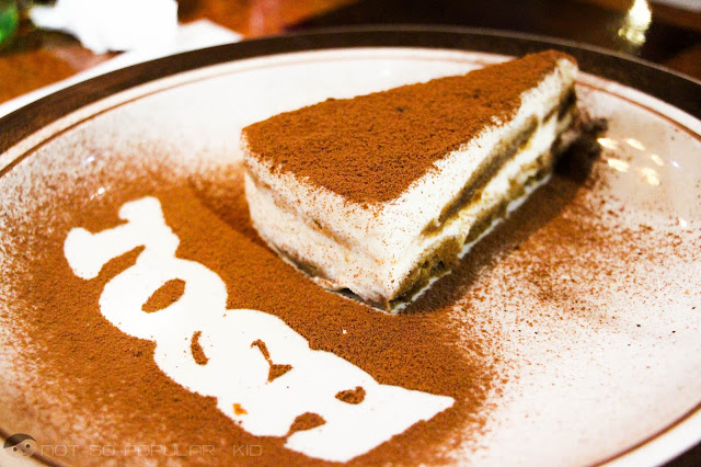Best Tiramisu of The Old Spaghetti House - Smoothly Delicious
