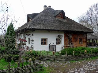 Великие Сорочинцы. Ул. Легейды. Отель-музей «Хутор Гоголя»