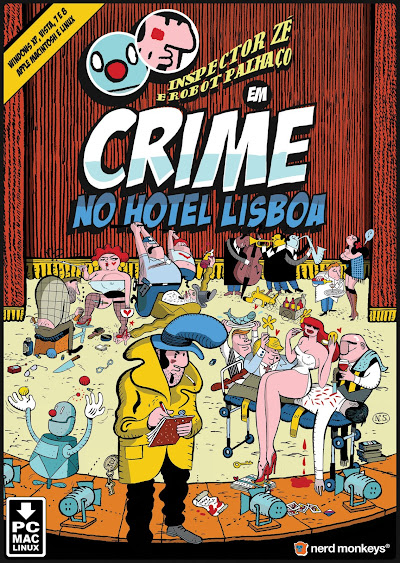 Press Start - Crime no Hotel Lisboa