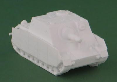 Brummbar (Sturmpanzer 43) picture 5