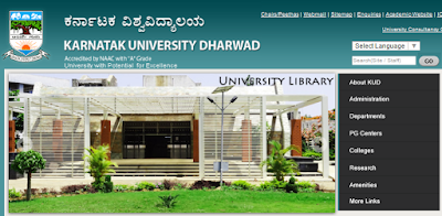 Certificate, Diploma, Advance Diploma and MA German (Distance mode) at Dharwad University, Karnataka