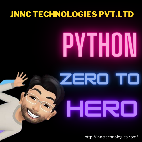 python zero to hero (JNNC Technologies Pvt.Ltd)