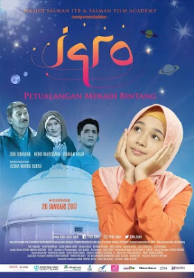 Download Iqro: Petualangan Meraih Bintang (2017) Full Movie