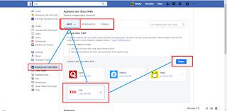 cara menghapus akun aplikasi yang terhubung ke facebook