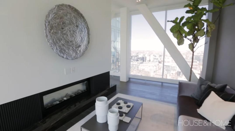 46 Interior Design Photos vs. Cityplace SkyBridge Condo Toronto Tour