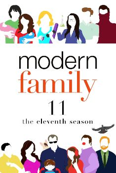 Modern Family 11ª Temporada Torrent - WEB-DL 720p/1080p Dual Áudio