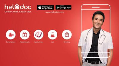 Teknologi Chat dengan Dokter