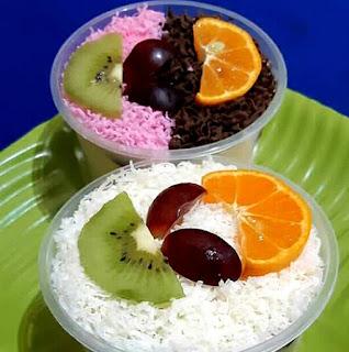 Resep salad buah