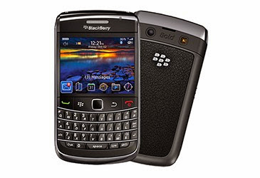 Blackberry Onyx 9700
