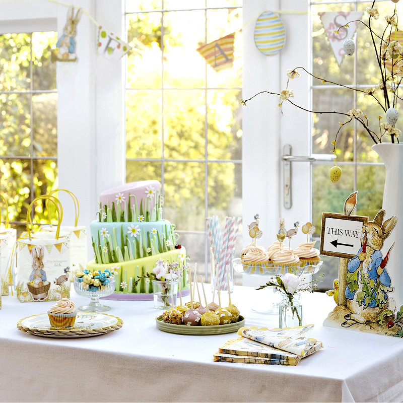 Little Inspirations Peter Rabbit Easter Party
