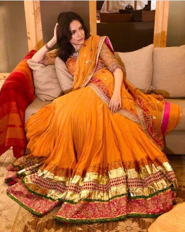 Meera Ansari 2nd Wedding Pictures