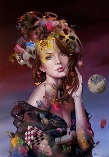 fantastico-surrealismo-pinturas-femeninas pinturas-surrealismo-fantastico-mujeres