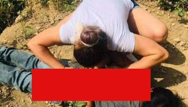 Se hace viral,  mujer que somete a vi0lador en Hidalgo