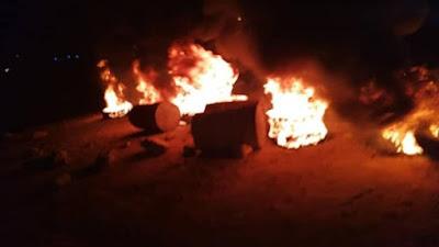 مظاهرات في العاصمة المؤقتة عدن تطالب برحيل المجلس الإنتقالي الجنوبي ومعين وحكومته