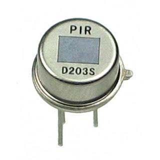 D203S PIR sensor