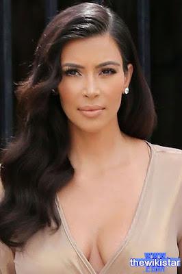 كيم كردشيان (Kim Kardashian)، ممثلة وعارضة أزياء أمريكية