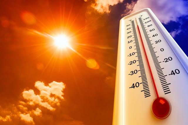 """Υψηλές θερμοκρασίες σήμερα στην Αργολίδα - """"Ψήθηκαν"""" Άργος και Κρανίδι"""