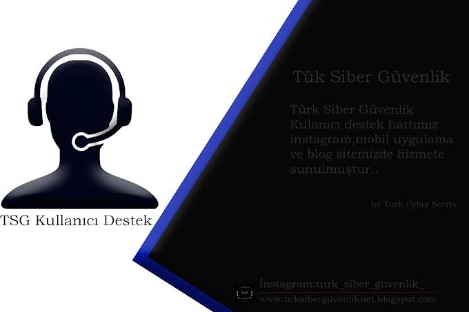 Türk Siber Güvenlik Timi Kayıtlar Yeniden Açılmıştır Kayıt Yapmak İçin Mobil Uygulamamızı İndirin