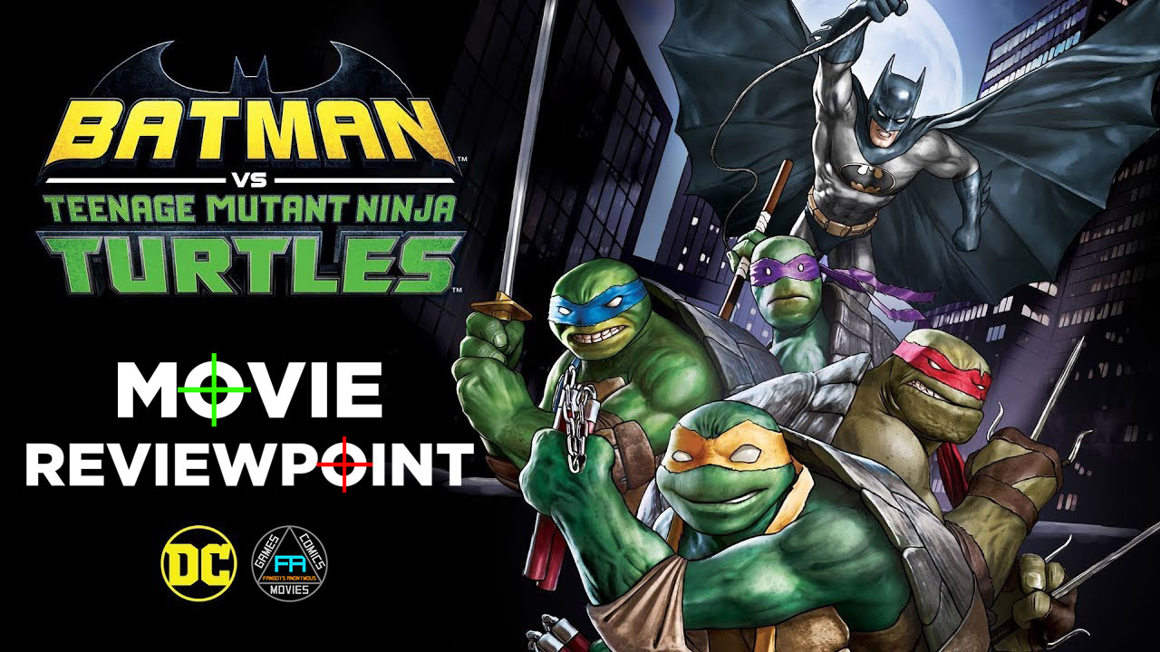HD Batman vs. Teenage Mutant Ninja Turtles photos screen shots poster