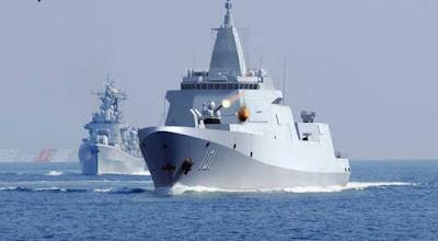 Destroyer Type 055