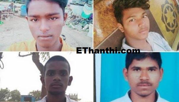 ஐதராபாத்தில் 4 பேர் என்கவுண்ட்டரில் சுட்டுக் கொலை