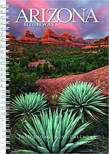 2020 Arizona Highways Calendar
