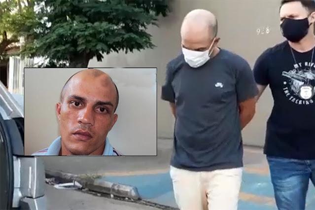 Envolvido em vários assaltos em frente a bancos é preso em Porto Velho; comparsa foi morto em maio