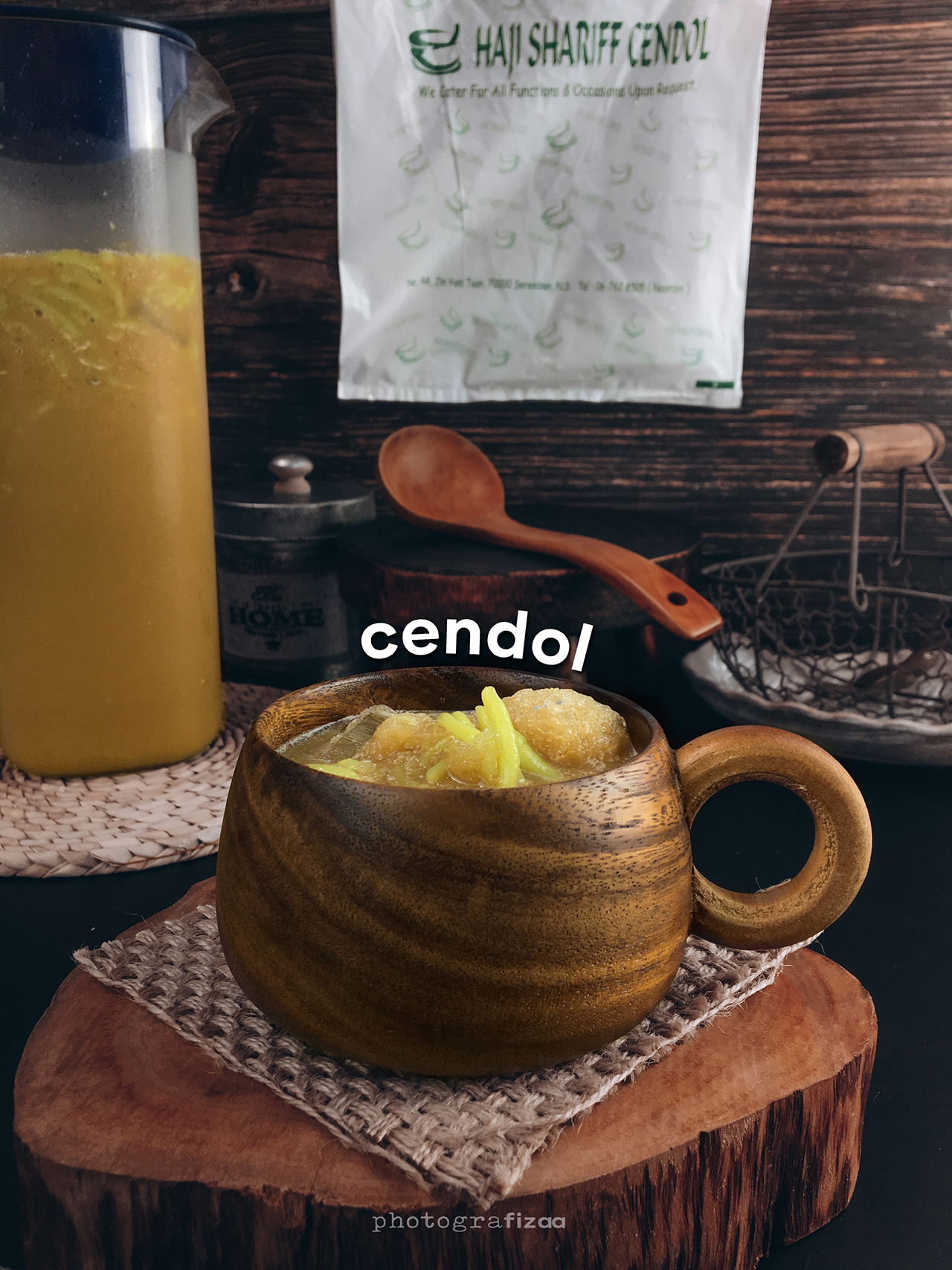 Cendol Haji Shariff
