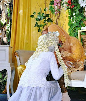 Sungkeman Pernikahan Sunda