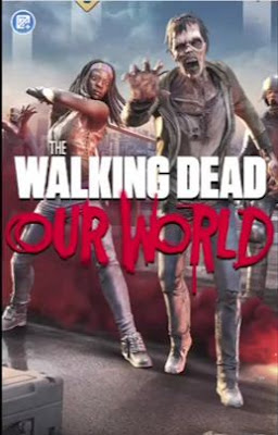 Build Trading Post, Earn Coins, The Walking Dead, Our World