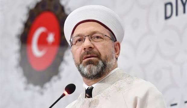 Prof. Dr. Ali Erbaş Kimdir? aslen nerelidir?