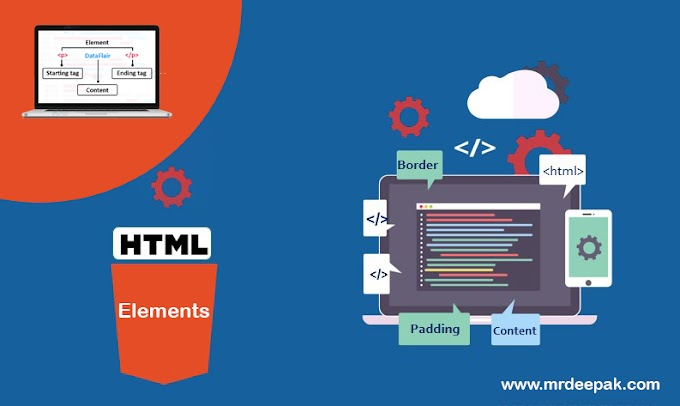 What is an HTML Element?