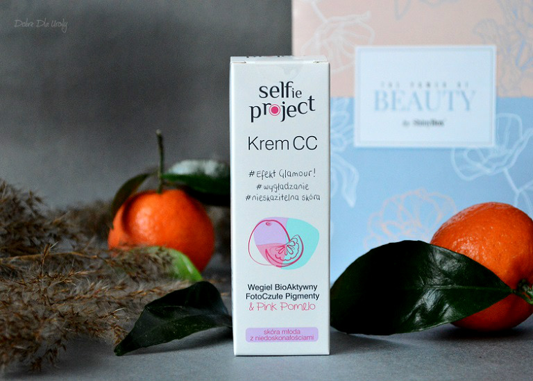 ShinyBox The Power of Beauty - Selfie Project Krem CC