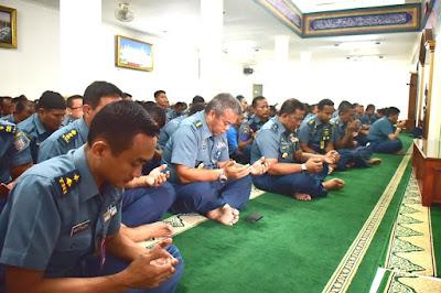 doa bersama di mako