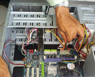 Prepare the motherboard together with authorities annotation the seat of the components available to it for to a greater extent than d How To Assemble H5N1 Computer