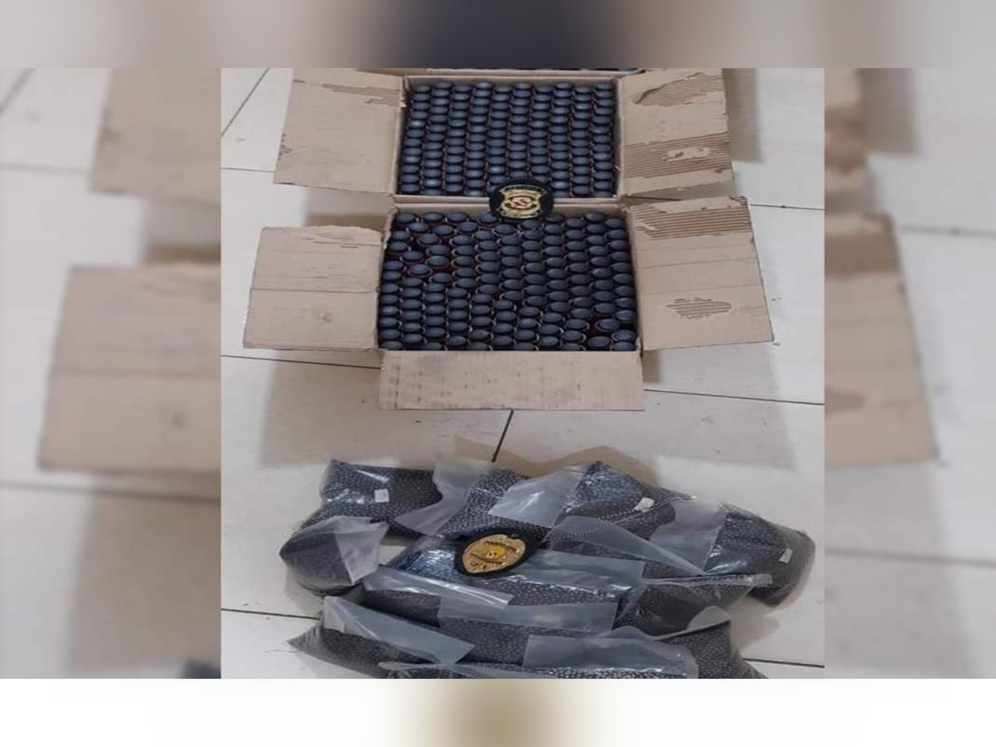 Homem é preso com material para fabricação de munição de armas de fogo, em Marabá