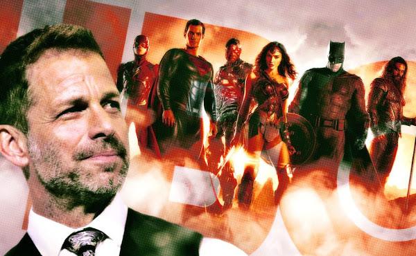 """As verdadeiras diferenças do !!""""Snyder Cut""""!! com a 'Liga Da Justiça' original"""