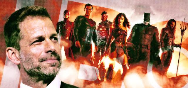 """As verdadeiras diferenças do """"Snyder Cut"""" com a 'Liga Da Justiça' original"""