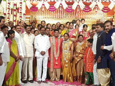 MLA-Arekapudi-Gandhi -daughter-Marriage-photos11