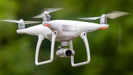 advogado utiliza drone acao usucapiao rural