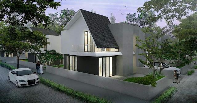 Elegant Tiny 2-Story House