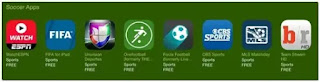 Soccer apps football android apps live scores