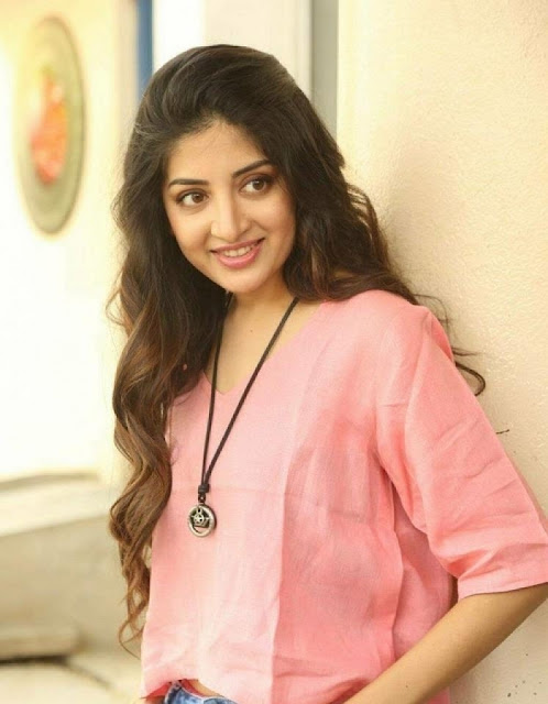Actress Poonam Kaur Latest Cute Photos in Pink Top and Jeans Navel Queens