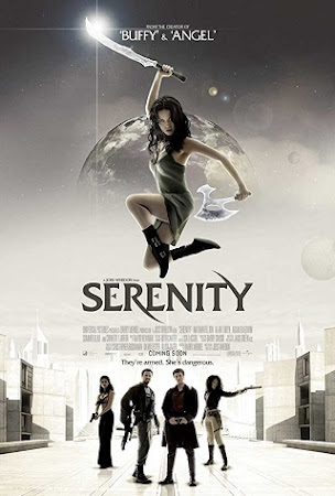 Poster Of Free Download Serenity 2005 300MB Full Movie Hindi Dubbed 720P Bluray HD HEVC Small Size Pc Movie Only At worldfree4u.com