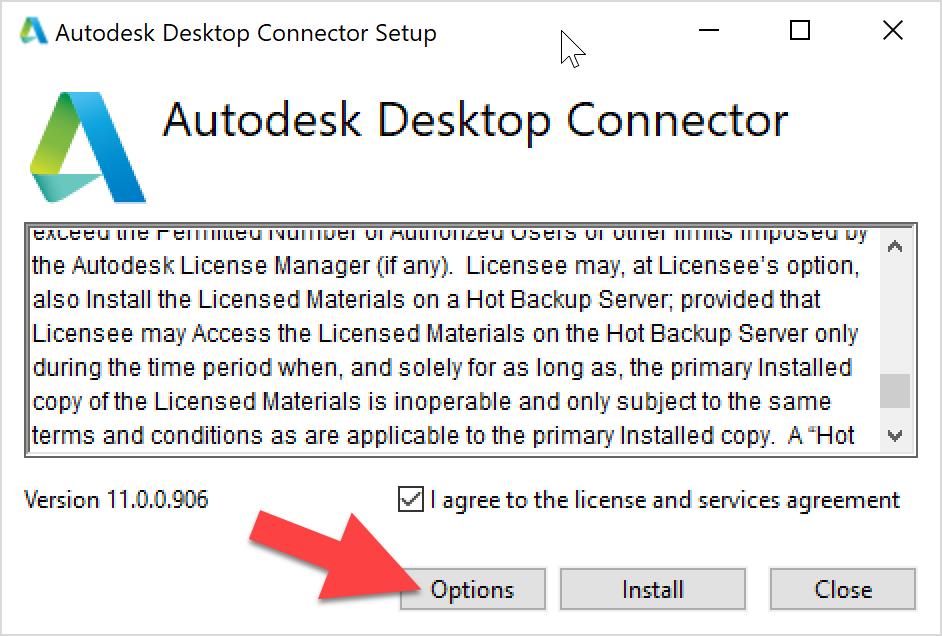 BIM Chapters: Autodesk Desktop Connector Update Supports