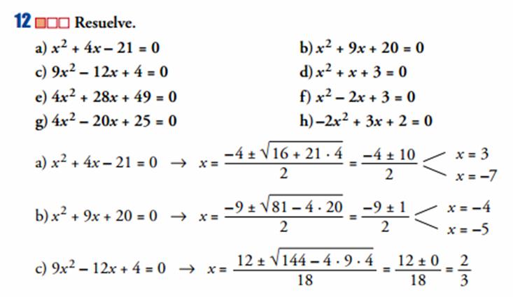 Las Matemáticas en 2º de Secundaria (El blog de Chema): EJERCICIOS ...