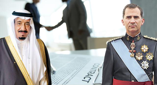Contratos millonarios y barcos de guerra: la polémica visita de Felipe VI a Arabia Saudí